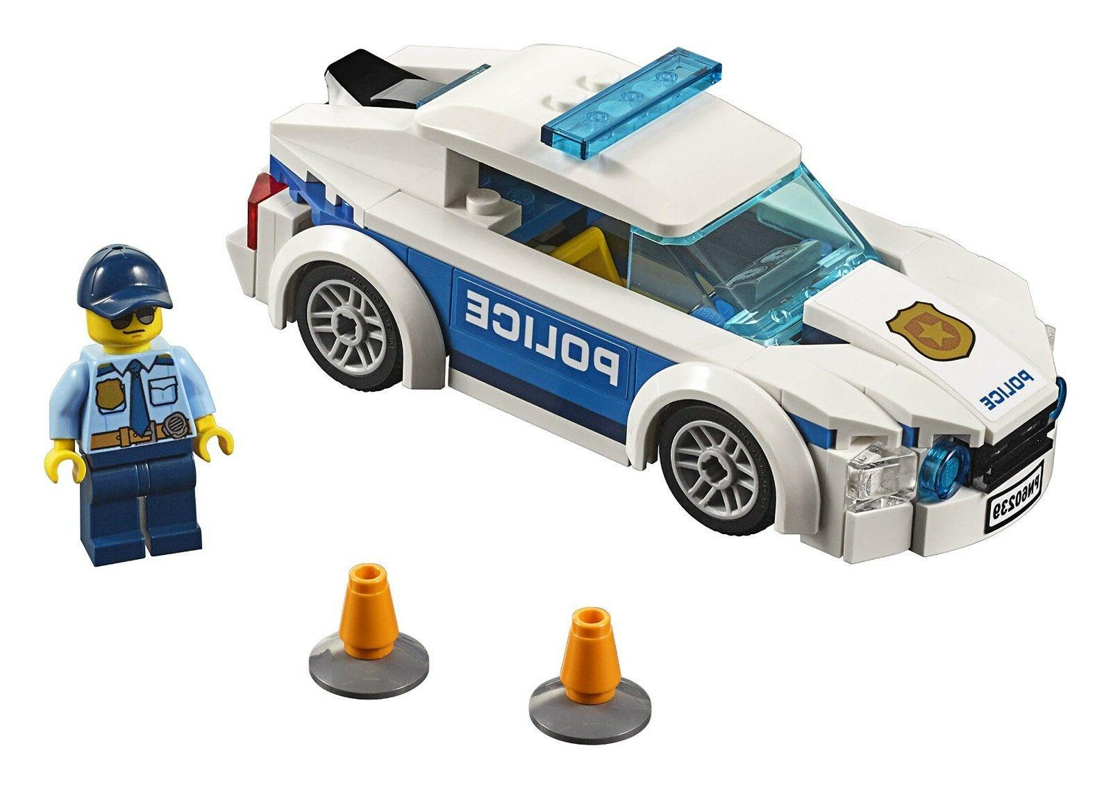 LEGO City Patrol Car Toy