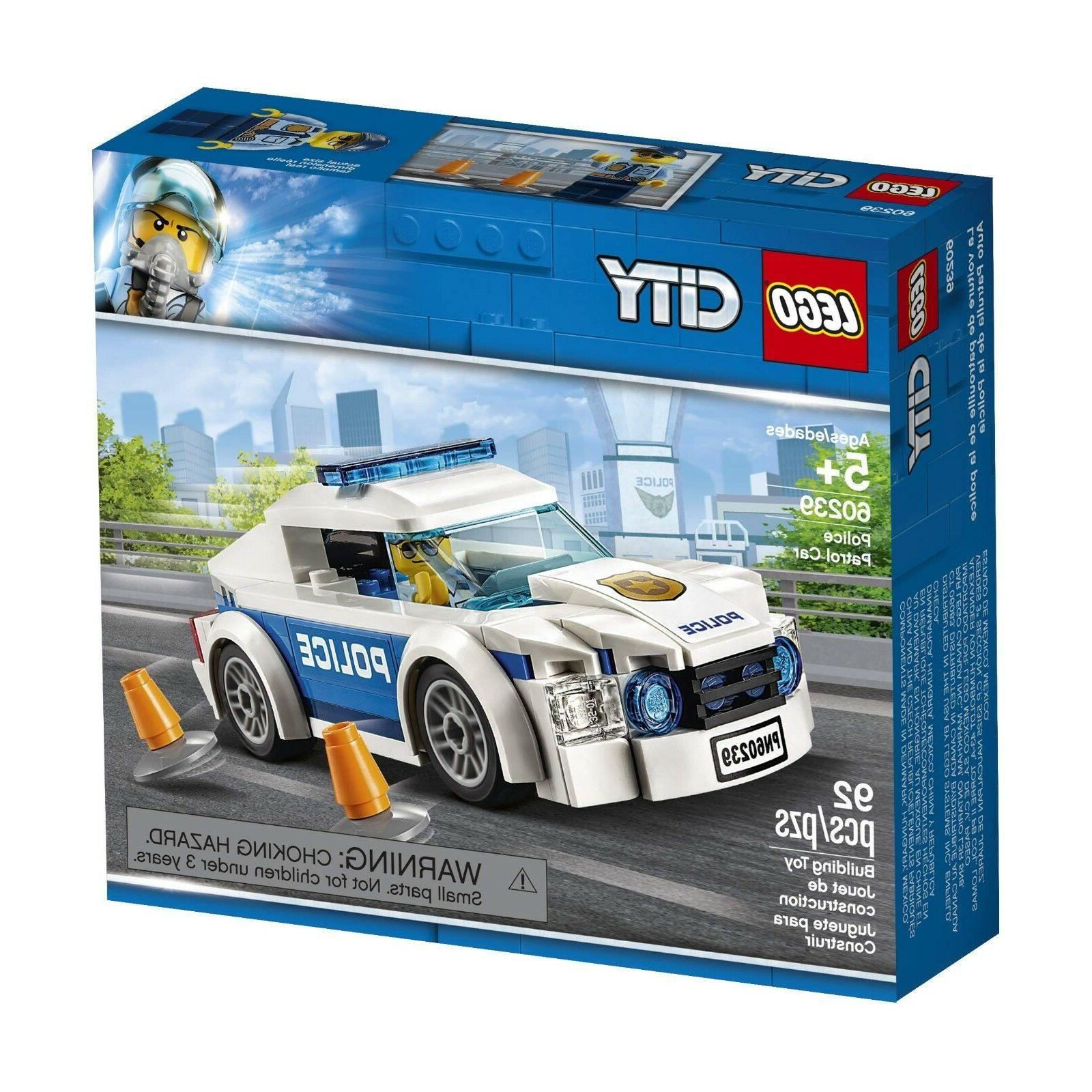 LEGO City Car Building Toy