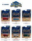 COUNTRY ROADS / RELEASE 15, SET OF 6 CARS 1/64 DIECAST MODEL