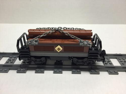 LEGO Logging Car for Night. Very parts