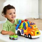 Deluxe Car Carrier Pretend Play Learning Music Baby Activity