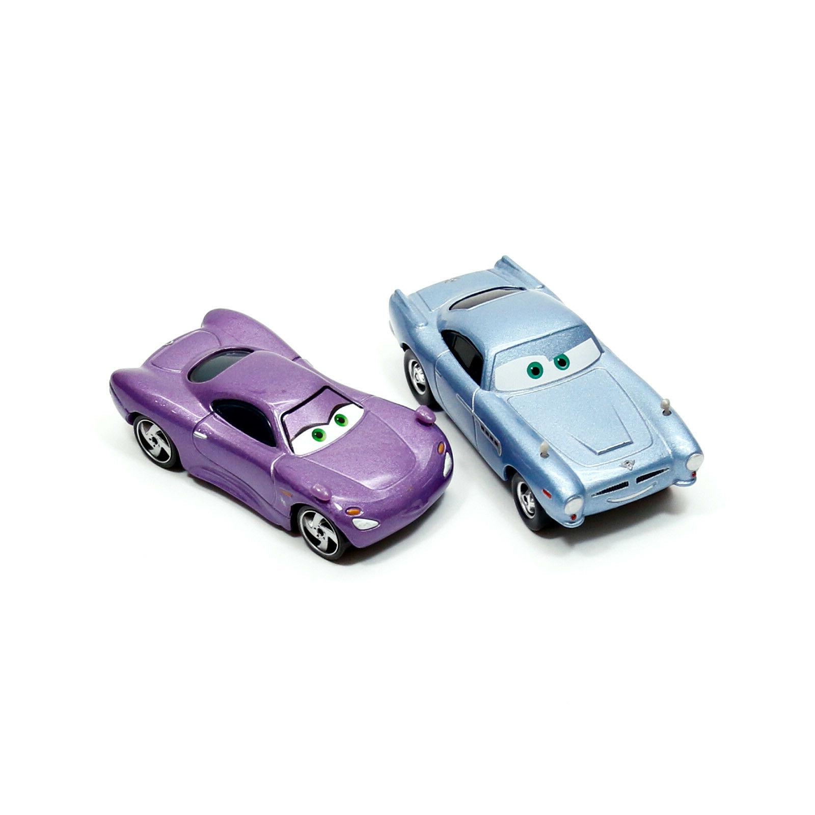 Mattel Disney Pixar Cars 2 Finn McMissile Holley Shiftwell 1
