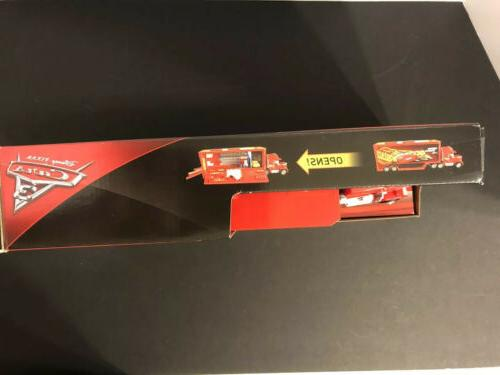 Disney Pixar Cars 3, Travel Time Mack 1 car Movie Toy
