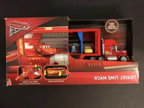 disney pixar cars 3 travel time mack