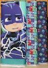Disney PJ Masks Quilt Panel & Coordinating Fabric bty SOLD S