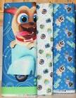 Disney Puppy Dog Pals On A Mission Quilt Panel & Fabrics  SO