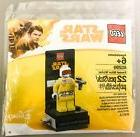 LEGO DISNEY STAR WARS MINIFIGURE HAN SOLO KESSEL MINE WORKER