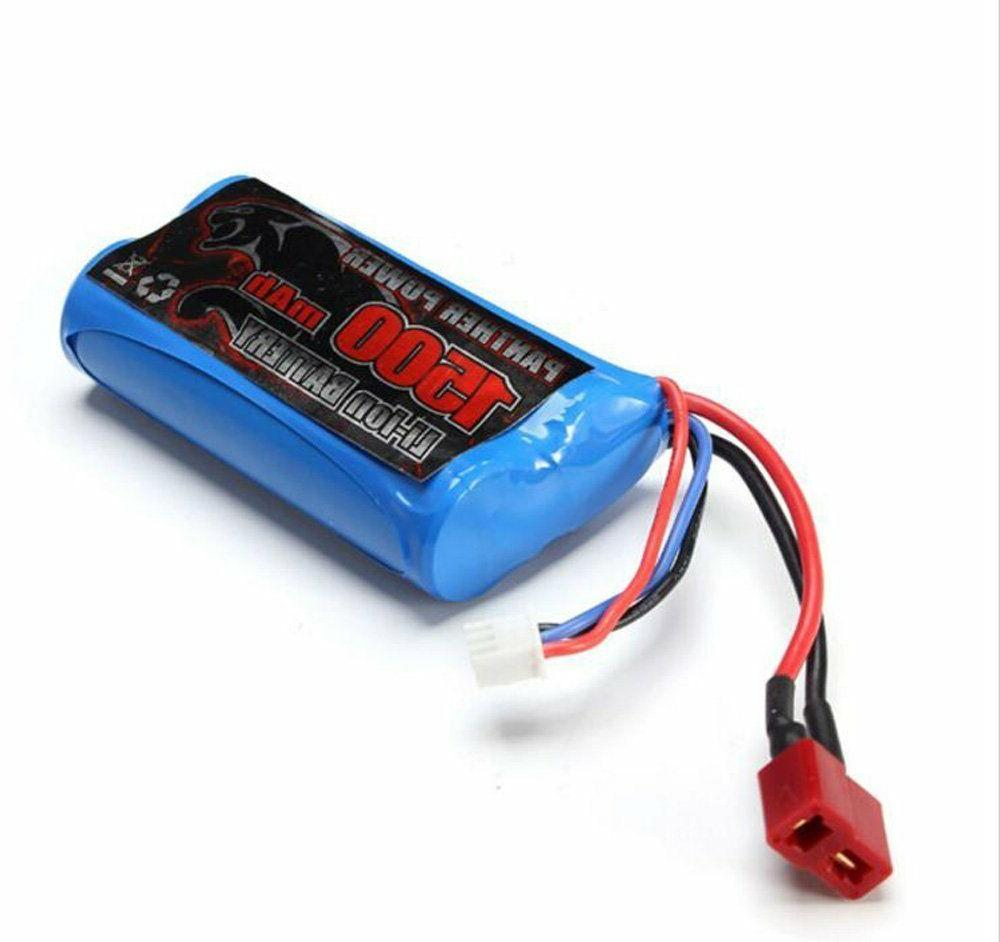 REMO 1500mAh Battery Car Parts for Scale Truck