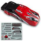 Redcat Racing Earthquake 1/8 Truck Body Red and Black Body P