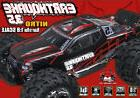 Redcat Racing Earthquake Black/Red 3.5 1/8 Scale Nitro Monst