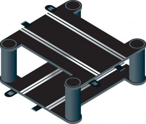 Scalextric Elevated Track Crossover for 1:32 scale slot car