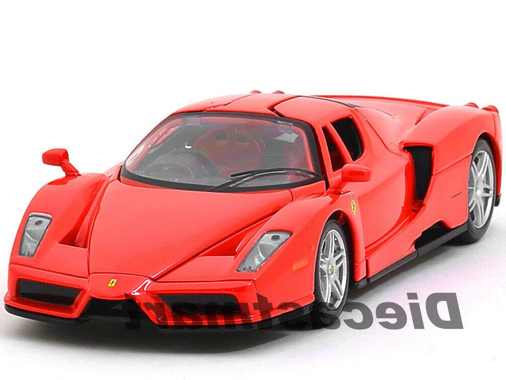 ferrari enzo red 1 24 diecast model