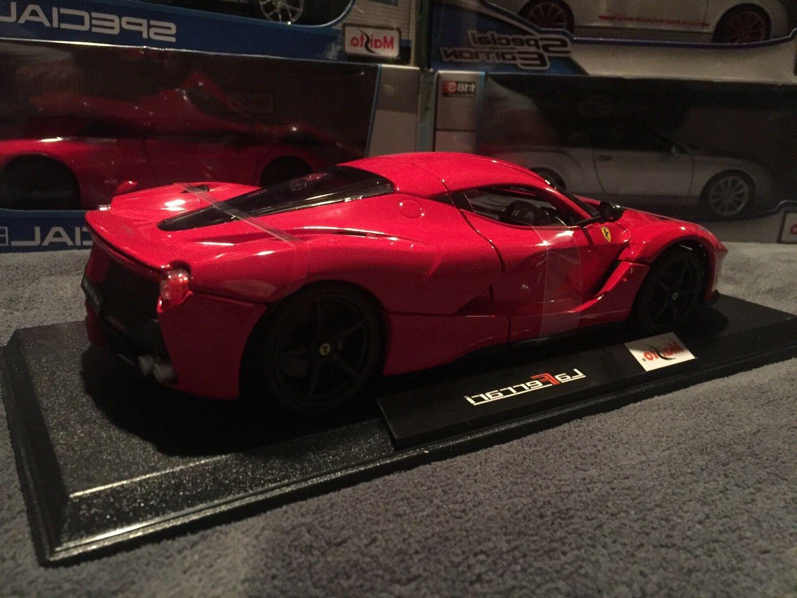 Ferrari LaFerrari Maisto Cast model