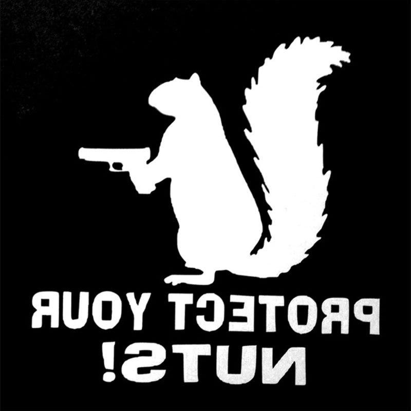 <font><b>Car</b></font> funny your squirrel <font><b>police</b></font> army marines stickers decals creative