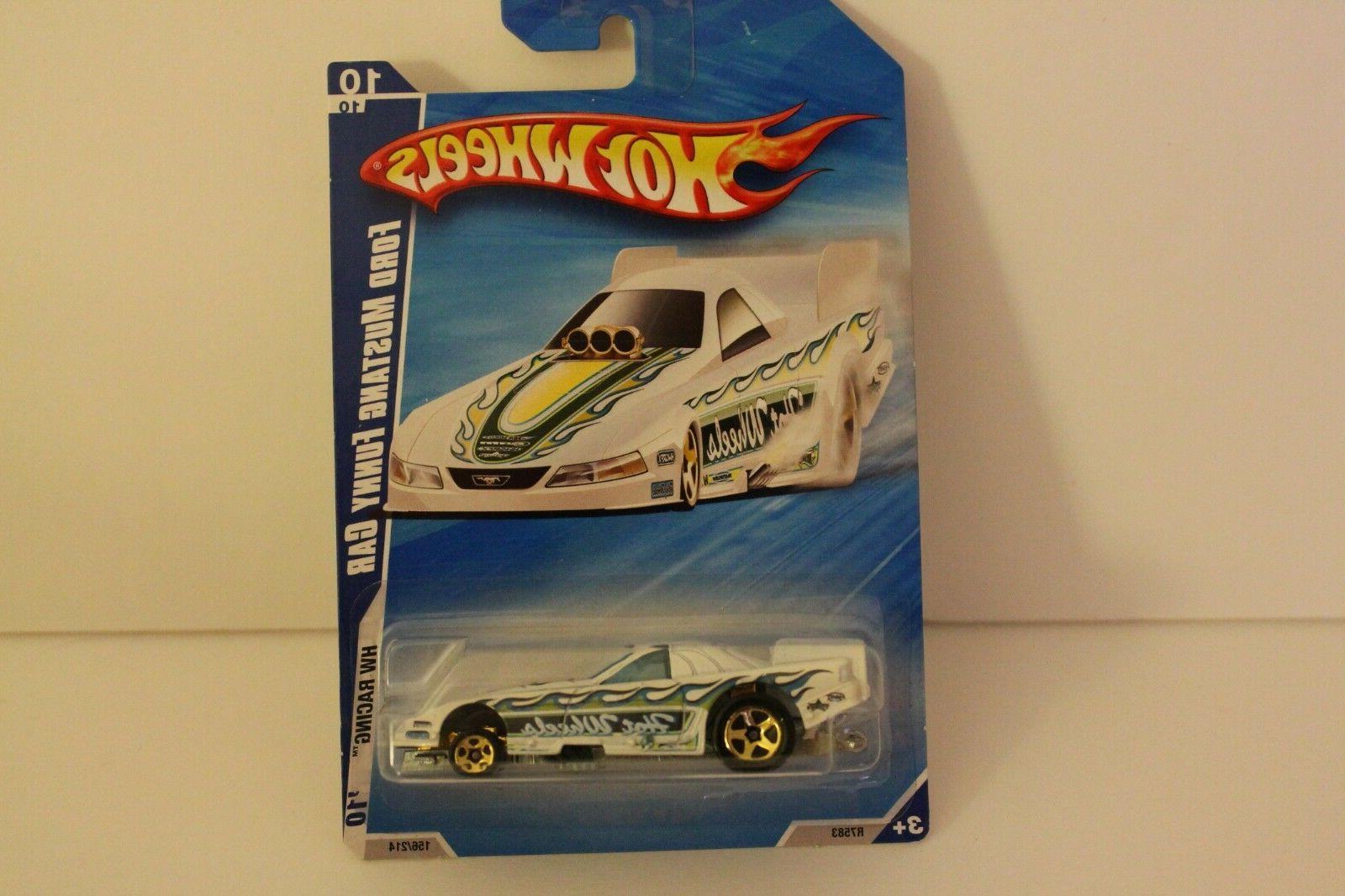 HOT WHEELS; FOR 2010.
