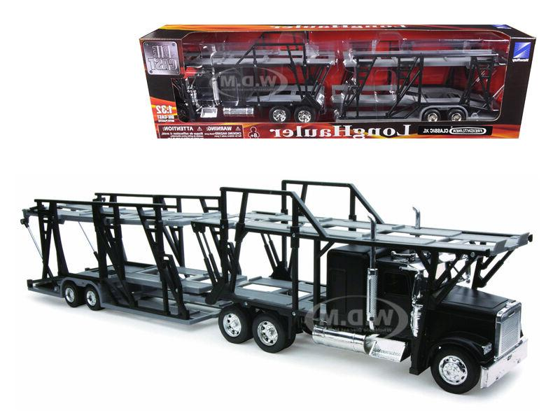 FREIGHTLINER CLASSIC XL CAR CARRIER FOR 1/32 CARS DIECAST MO