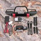 Front Bumper Bright LED Lamp Winch Controller Tool Kit for R