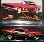 JOHNNY LIGHTNING FUNNY CAR LEGENDS RAMBUNCTIOUS GENE SNOW FA