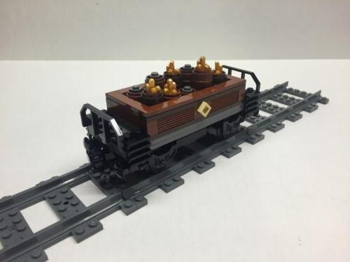 LEGO Freight for #10194 Emerald all parts