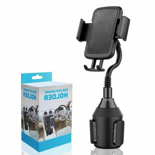 Heavy Duty Car Holder Phone Mount for iPhone Galaxy S10+ S10 9