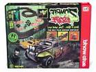 Auto World HO Scale Zombie Escape Electric Slot Car Set SRS3