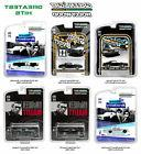 GREENLIGHT HOLLYWOOD SERIES GREATEST HITS, SET OF 6 CARS 1/6