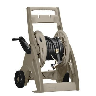 hose reel mobile cart