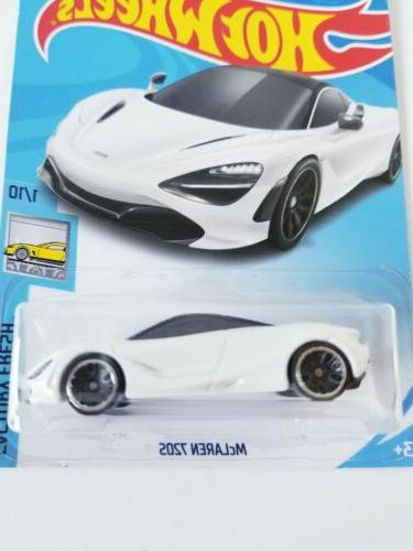 Hot Wheels factory fresh for
