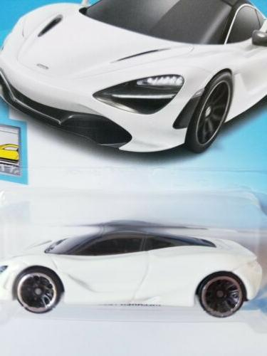 Hot Wheels McLaren 7205 factory fresh new for 2018 FREE