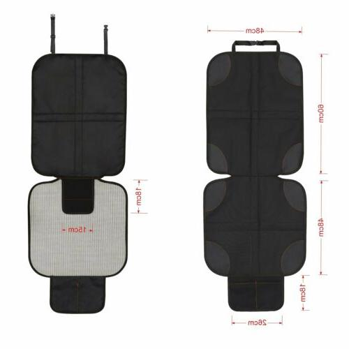infant Car for 2 baby waterproof black cover