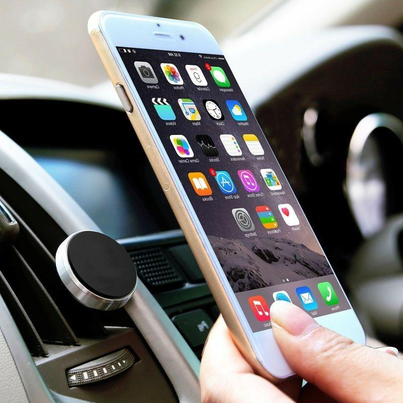 magnetic phone mount holder universal car air
