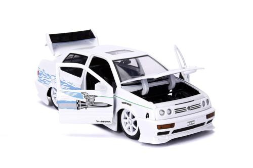 Jada Jesse's White & Movie Diecast Model Car