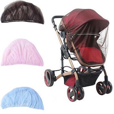 kids baby mosquito net for strollers carriers