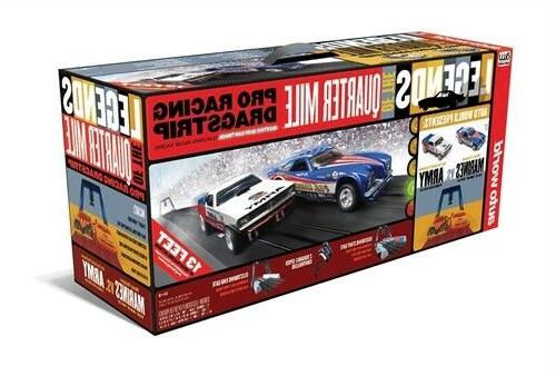 AUTO WORLD Of The Quarter Mile Racing SET SCALE SRS319
