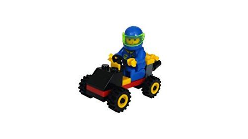Building Vehicles with Minifigures Party Gifts, Toppers, or to Build