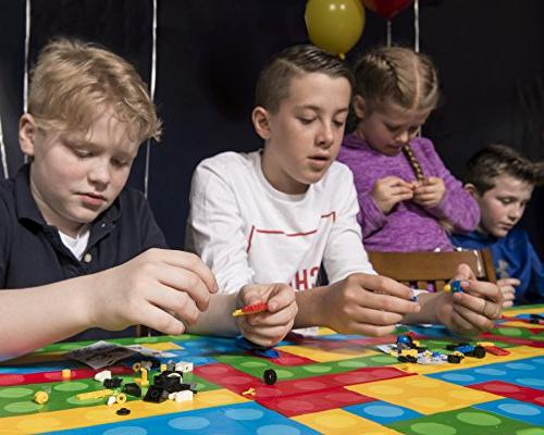 Building with Minifigures for Party Gifts, Toppers, Build for Fun!