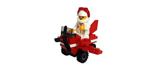 Building Brick Vehicles Minifigures Party Favors, Gifts, Cake Build for