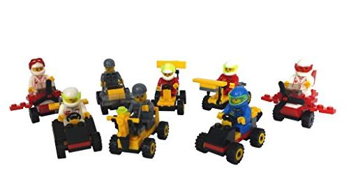 lego compatible buildable vehicles