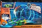 Lionel Mega Tracks - Corkscrew Chaos Green Engine Car Brand