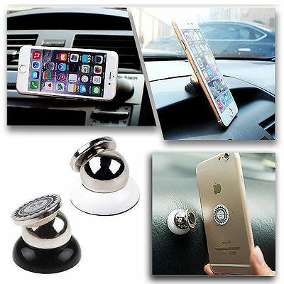 Magnetic Holder Mount Rotating iPhone Samsung