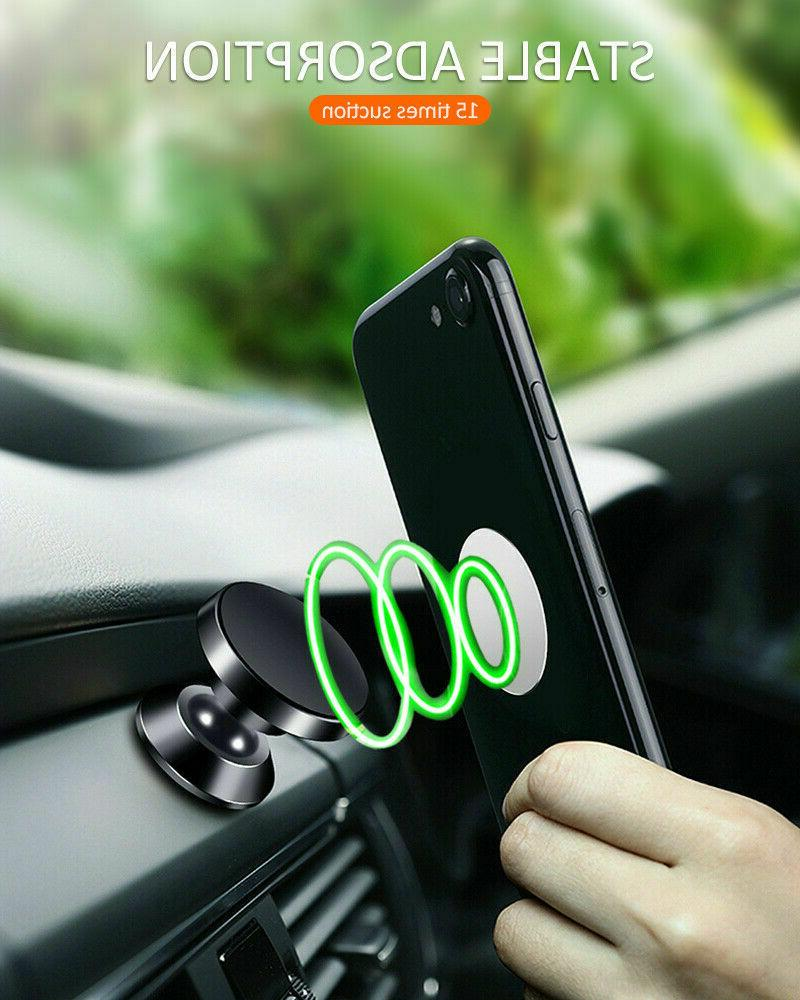 Magnetic Car Mount Car Phone For iPhone Android