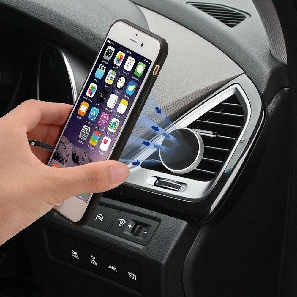 Magnetic Phone Mount Universal Hand Free iPhone Samsung