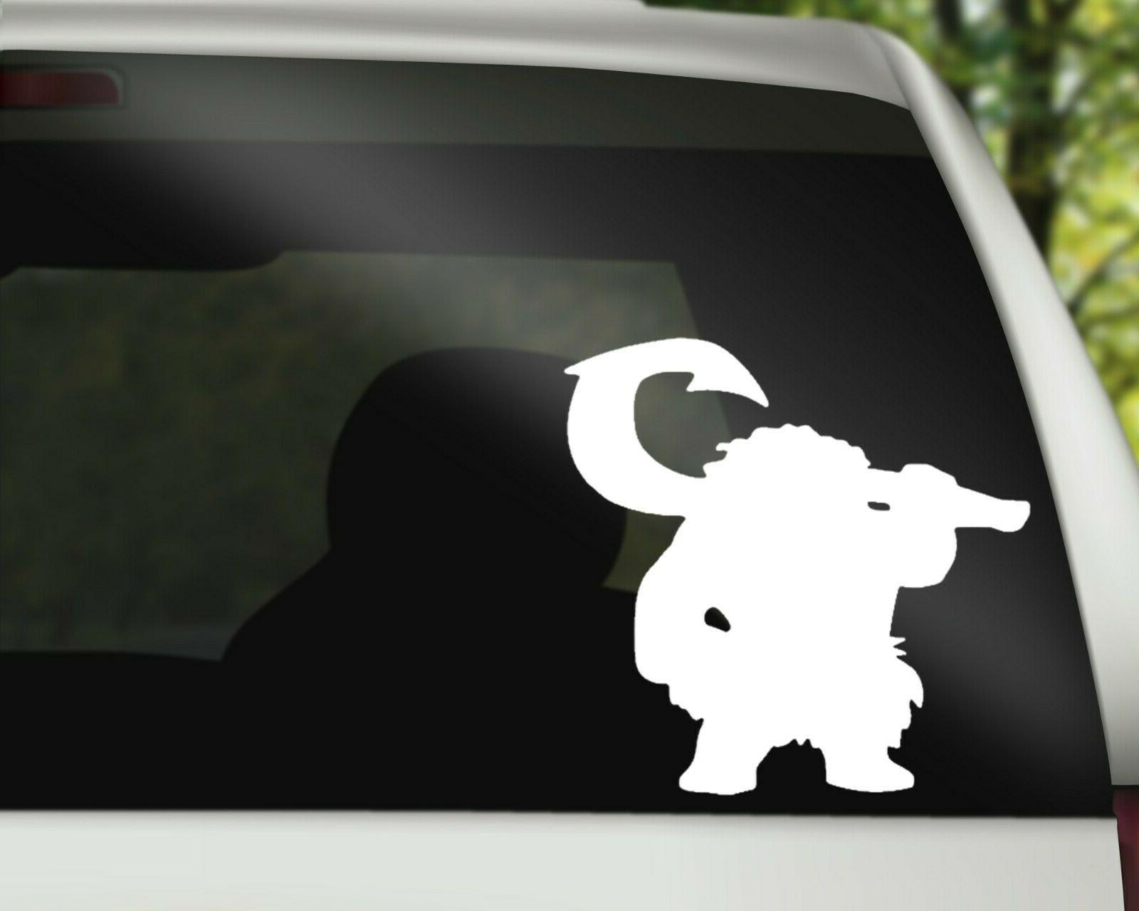 maui disney decal vinyl sticker for car