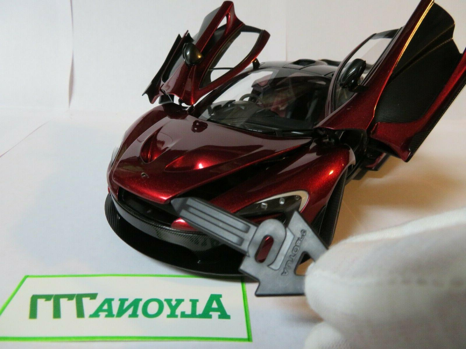 AUTOart McLaren Key Opener for Trunk MODEL