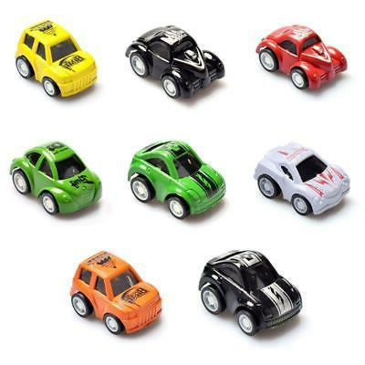 Mini Back Let Go Racing Racer Vehicles for Children Gift