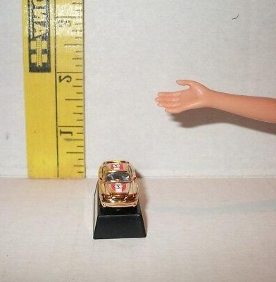 MATTEL MINIATURE TOMMY TOY CAR ON ACCESSORY FOR DIORAMA