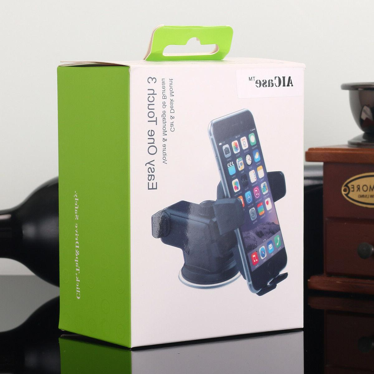 360° Mount Holder Windshield Stand For Cell