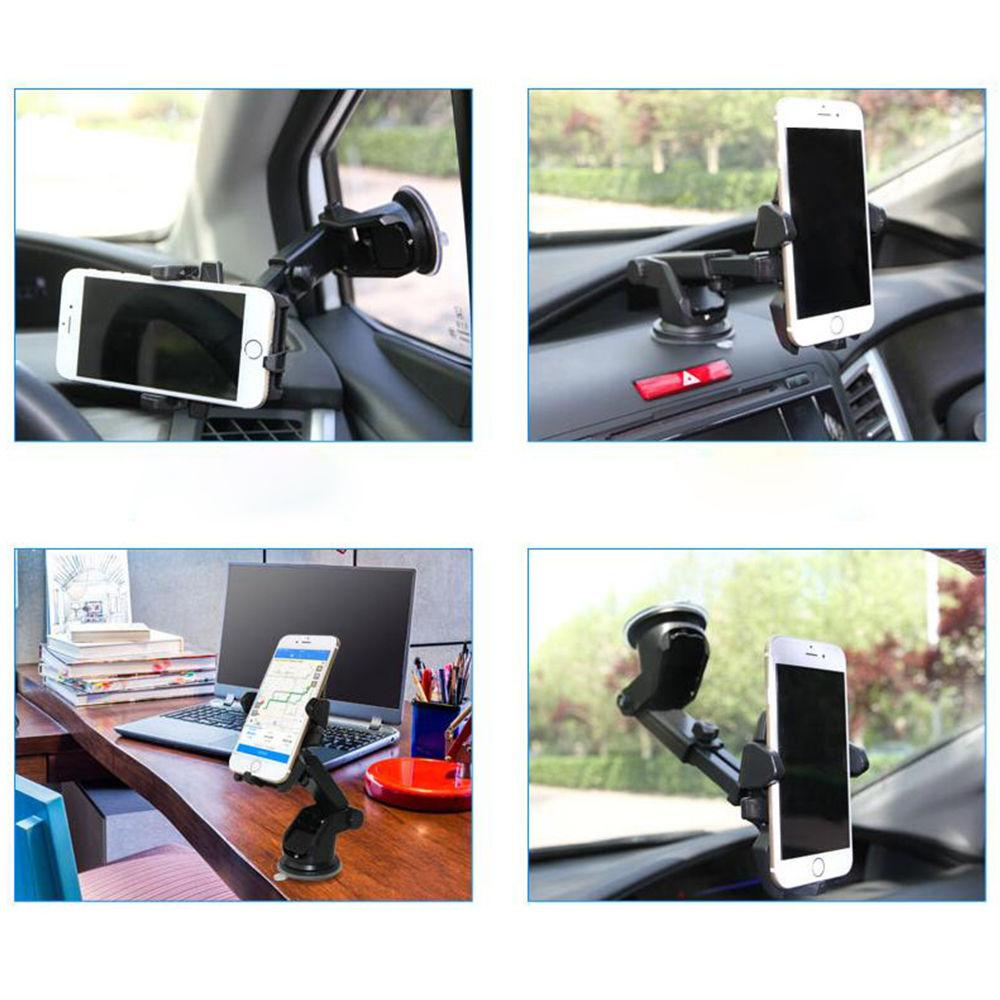 360° Holder Car Windshield For Cell Samsung