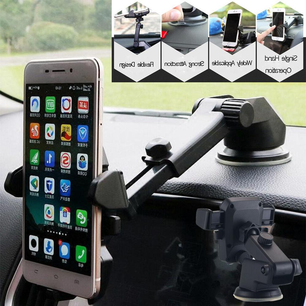 mount holder car windshield stand