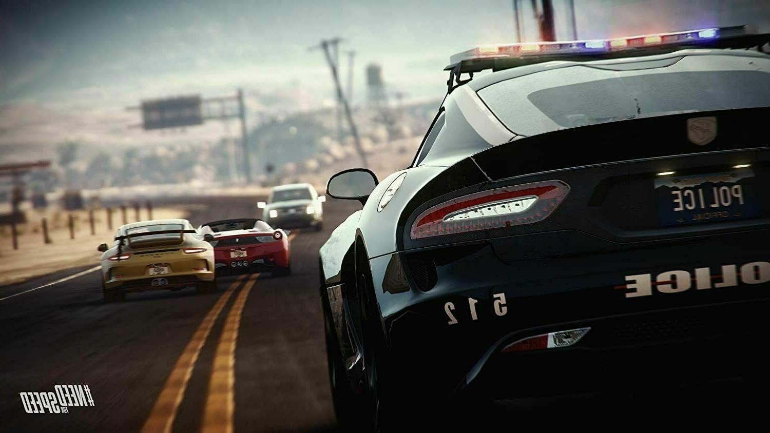 Need for Speed PlayStation 4 Racing Game PS4 Shipping